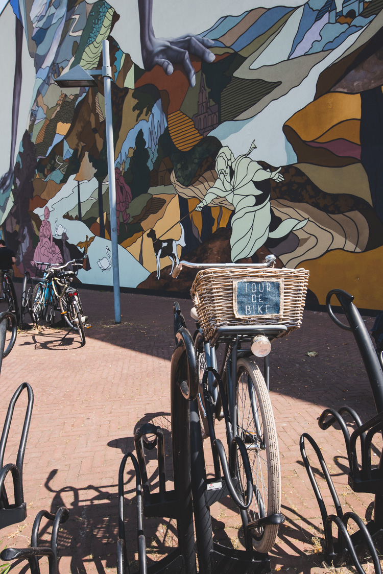wat te doen in Helmond streetart
