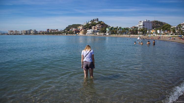 wat te doen in Malaga fietsen tips