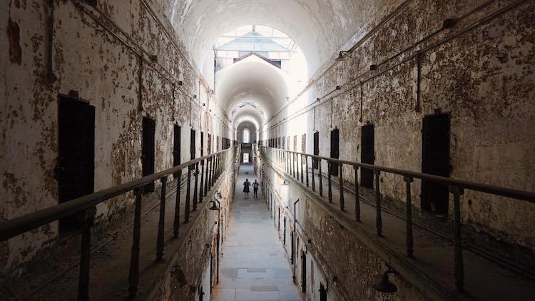 wat te doen in Philadelphia Eastern State Penitentiary
