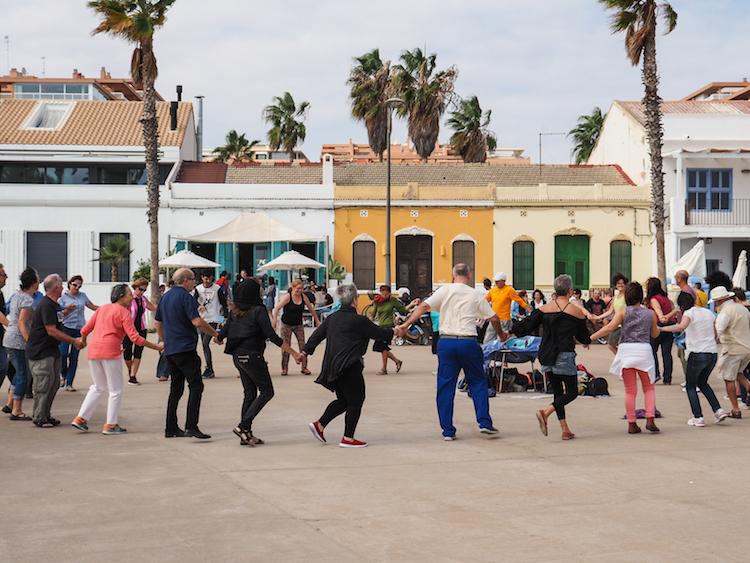 Wat te doen in Valencia strand