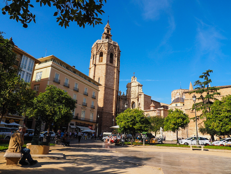 Wat te doen in Valencia centrum