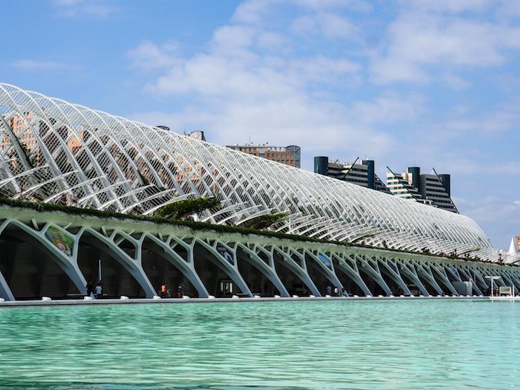 Wat te doen in Valencia moderne kunst