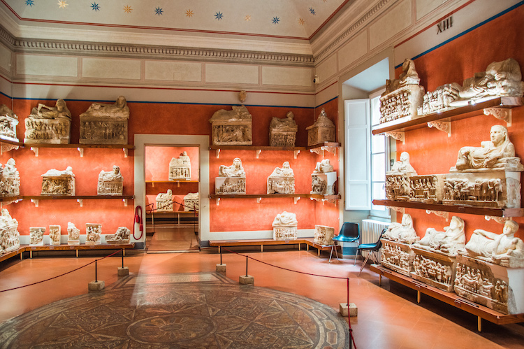 wat te doen in Volterra Museo Etrusco bezienswaardigheden