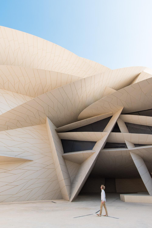 wat te doen in doha Qatar National Museum-2