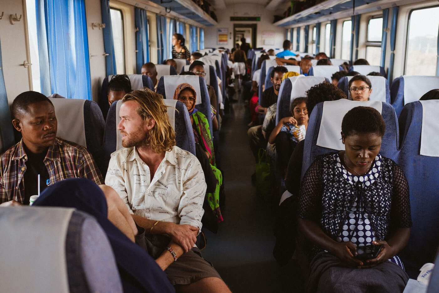 wat te doen in nairobi kenia trein mombasa