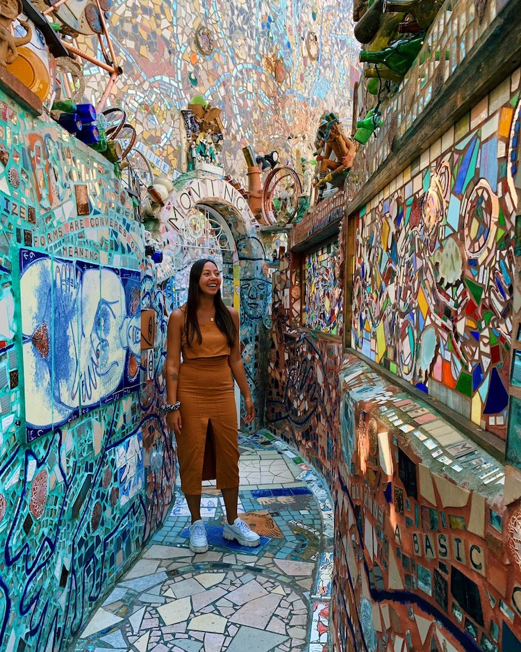 wat te doen in philadelphia tip magic gardens