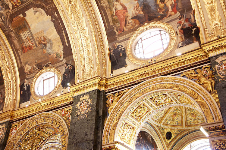 wat-te-doen-in-valletta-St-Johns-Co-Cathedral