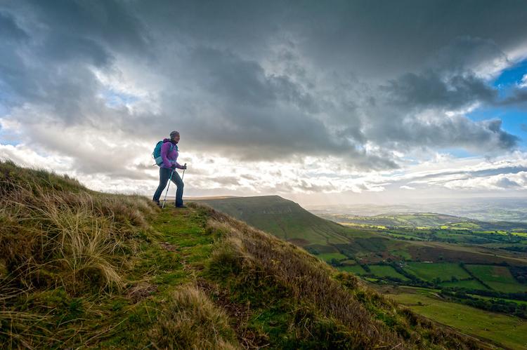 wat te doen in wales Brecon Beacons Black Mountains