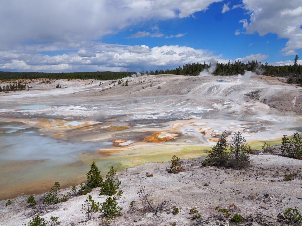 Wat te doen in yellowstone national park rondreis