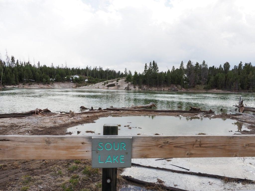Wat te doen in yellowstone sour lake