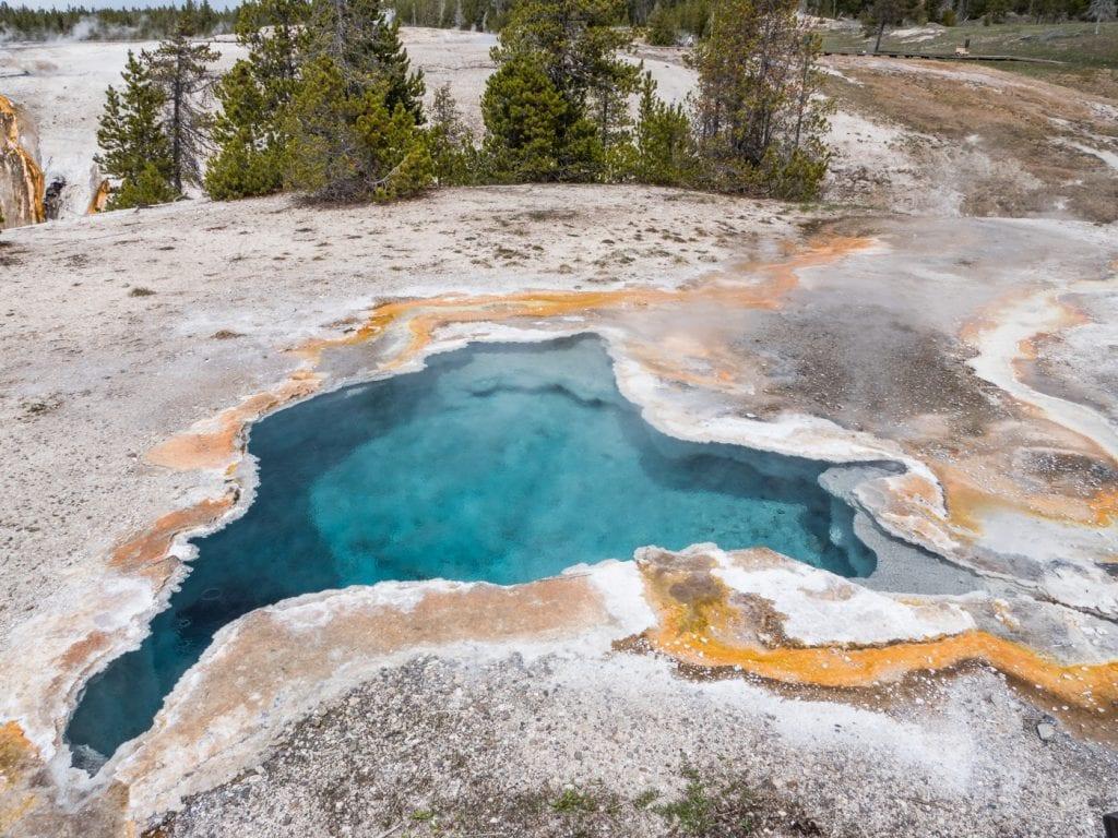 Wat te doen in yellowstone