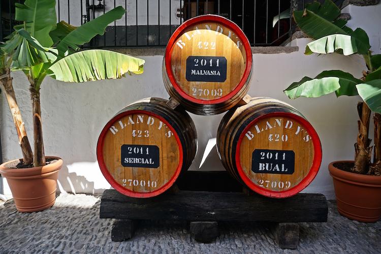 wat te doen op madeira Wijnproeven