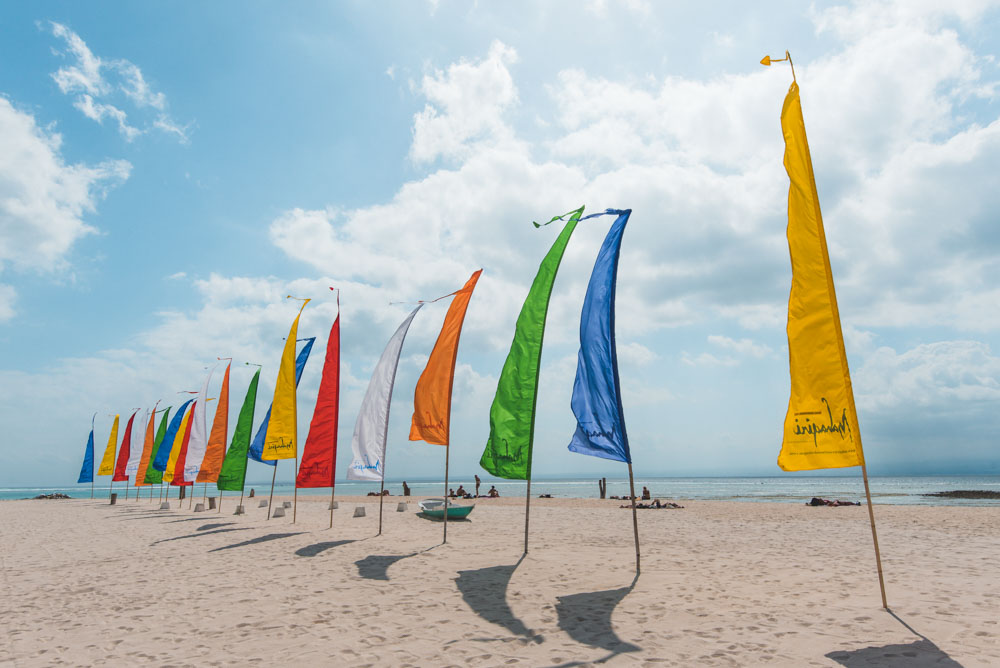 backpacken indonesie route nusa lembongan bali stranden
