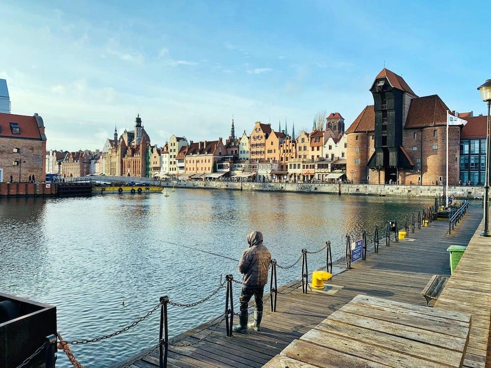 water kraanpoort gdansk bezienswaardigheden