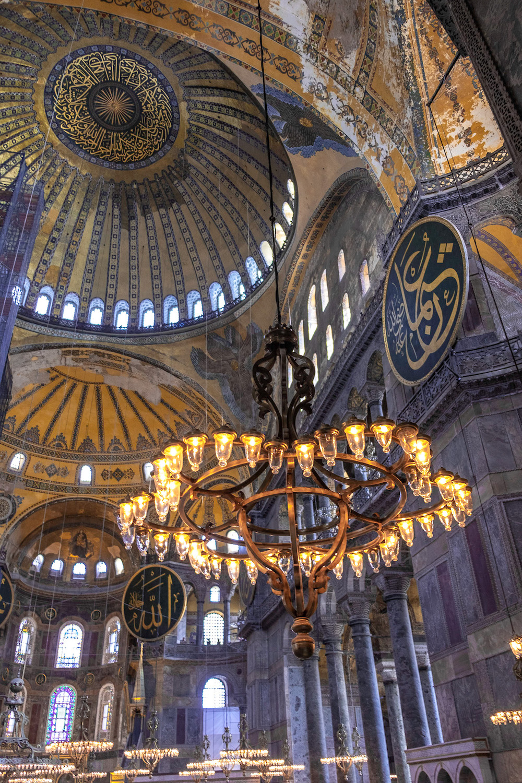 weekend Istanbul aya sophia