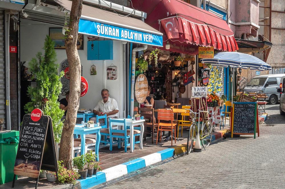 weekend Istanbul balat