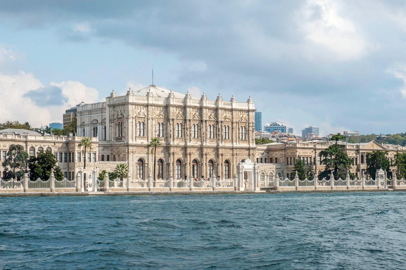 weekend Istanbul varen bosparus