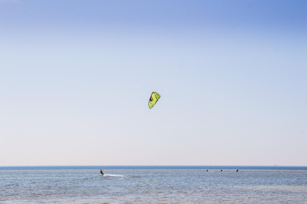 weekend naar friesland Kitesurfen
