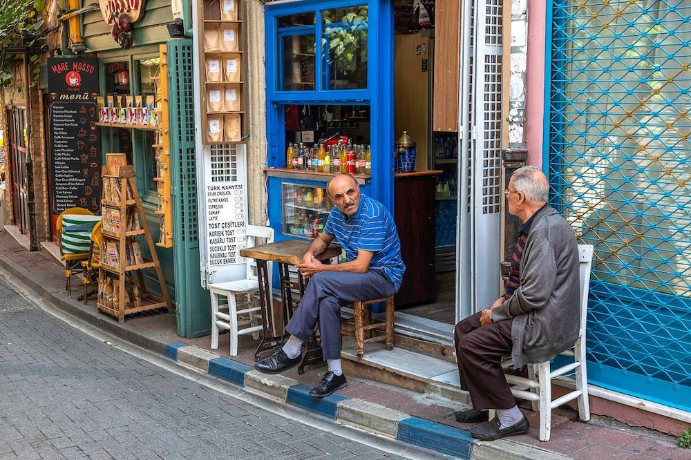 weekendje Istanbul leuke wijk balat