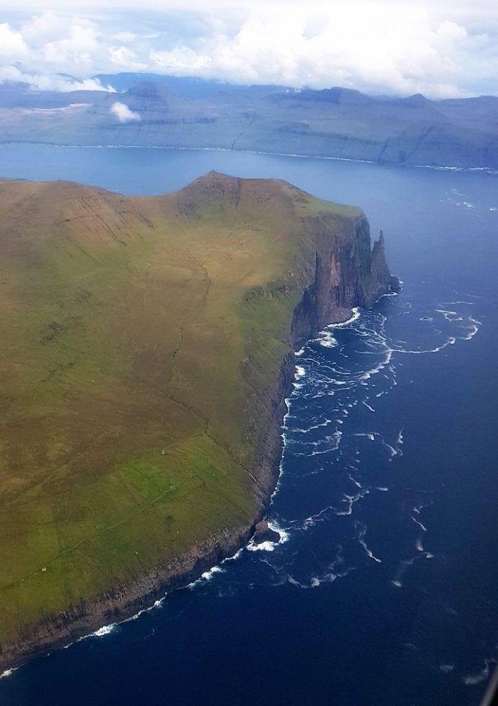 weer faroer eilanden vakantie