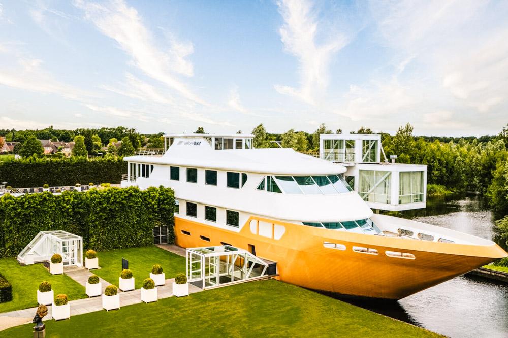 wellness hotel nederland boot