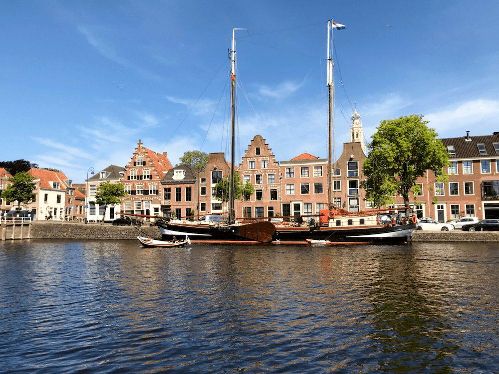 wijk aan zee weekendje weg Haarlem