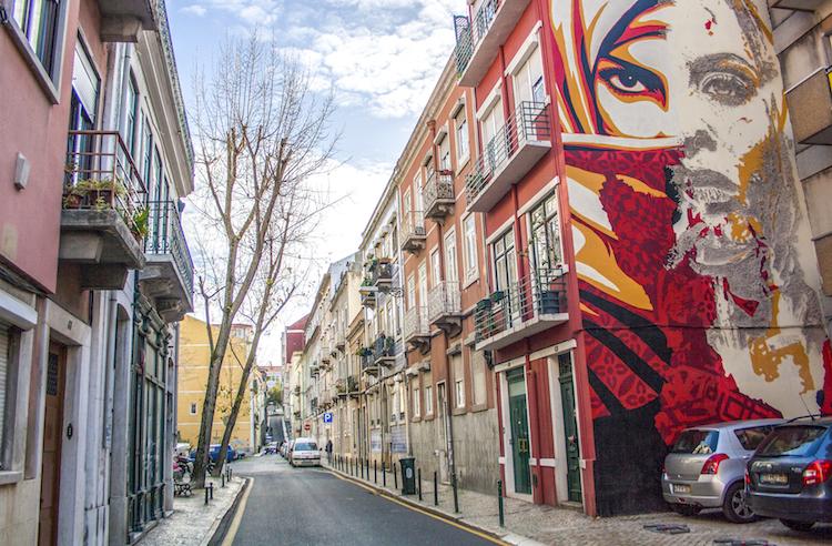 wijken lissabon graca portugal