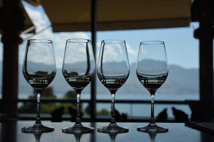 wijn proeven kelowna west canada