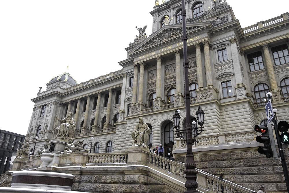 winter Praag hotspots nationaal museum