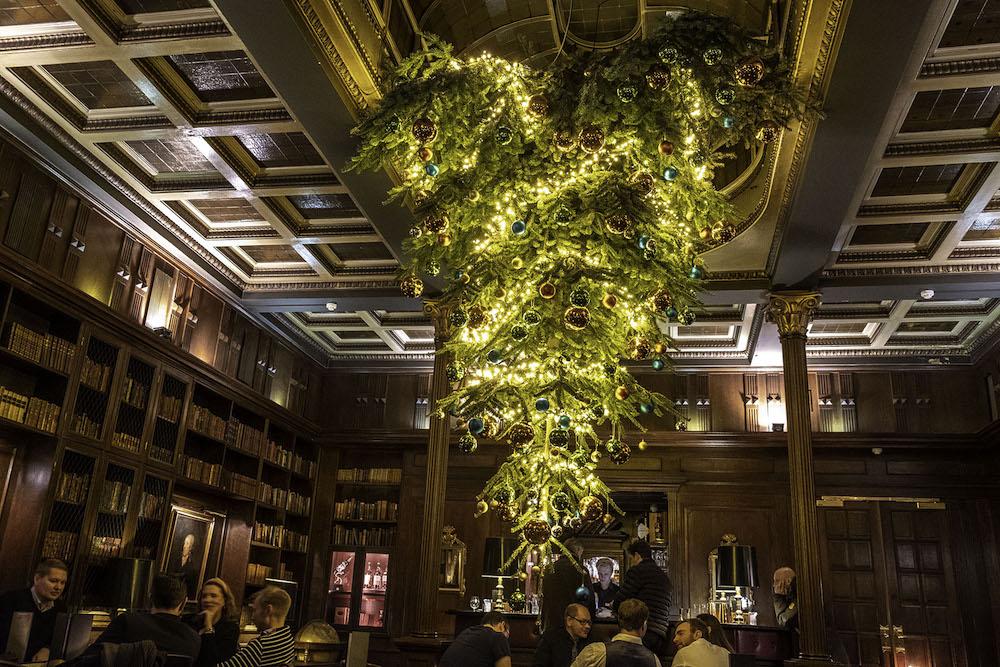 winter doen in kopenhagen tips Library Bar