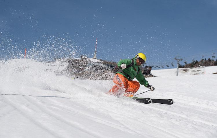 wintersport in maart oostenrijk