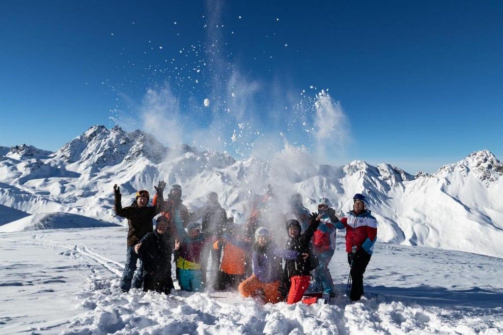 wintersport ischgl kappl