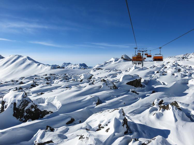 wintersport ischgl kappl skilift