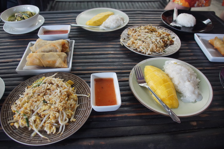 withlocals kookcursus thailand resultaat