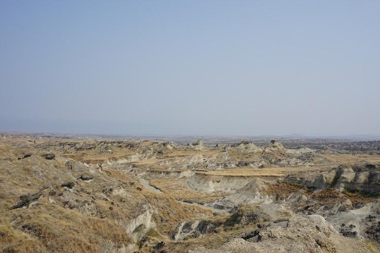 witte tatacoa woestijn colombia