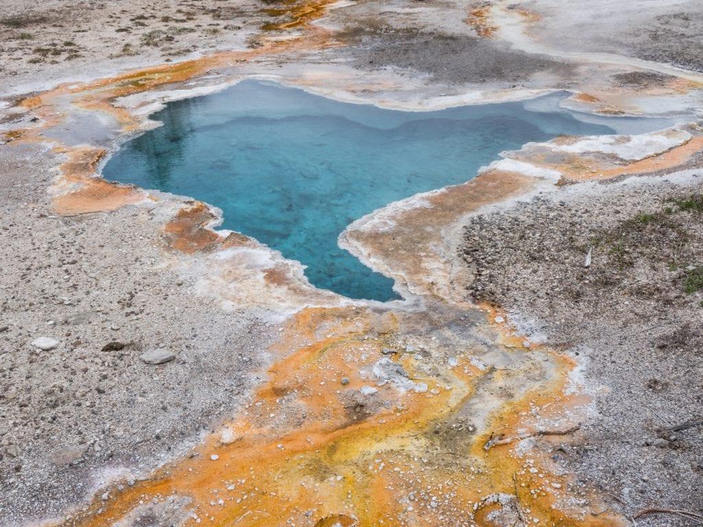 yellowstone national park bezienswaardigheden