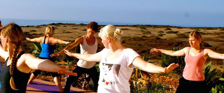 yoga vakantie portugal onelifelodge