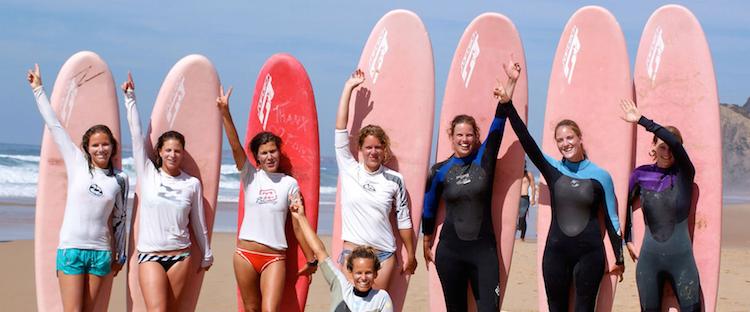yoga vakantie surflessen onelifelodge portugal