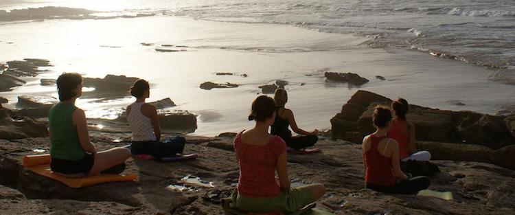 yogavakantie portugal one life lodge