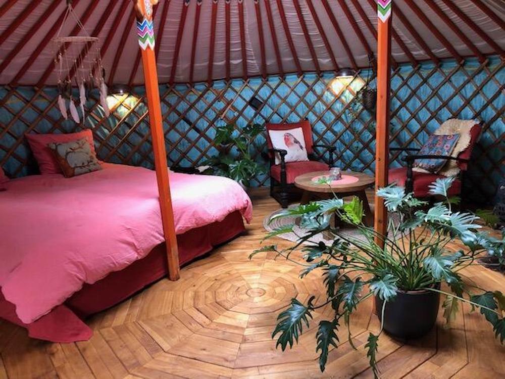 yurt pieterpad accommodaties