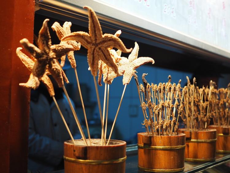 zeesterren streetfood beijing