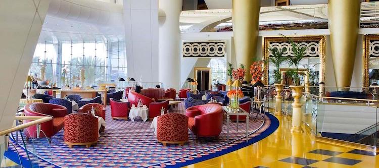zeven sterren hotel