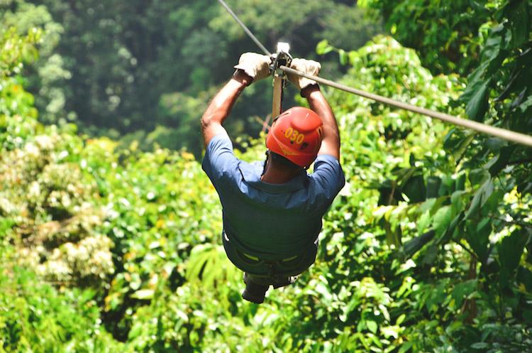 zip lining costa rica arenal sky adventures jungle-2