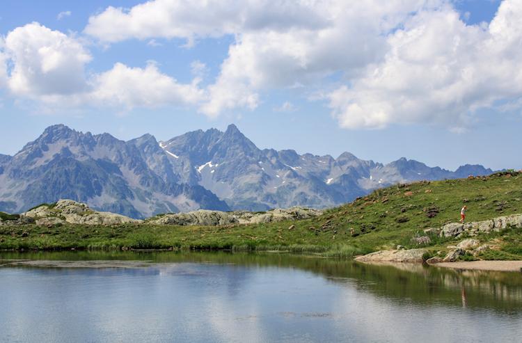 zomer franse alpen Perfecte temperatuur 2