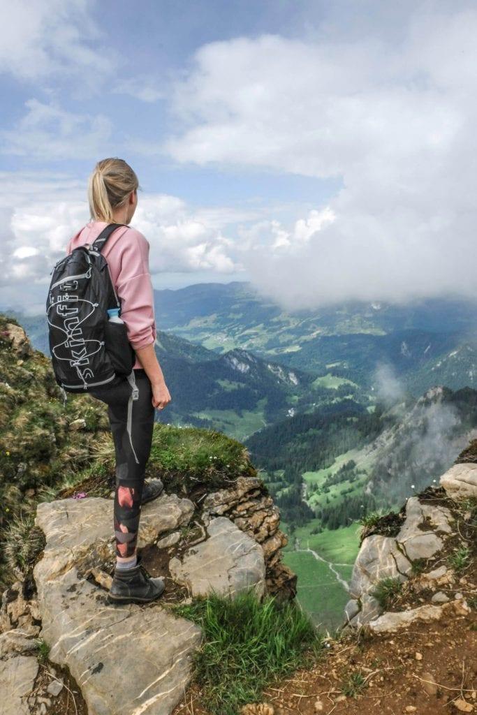 zomervakantie oostenrijk achensee vorarberg hiken