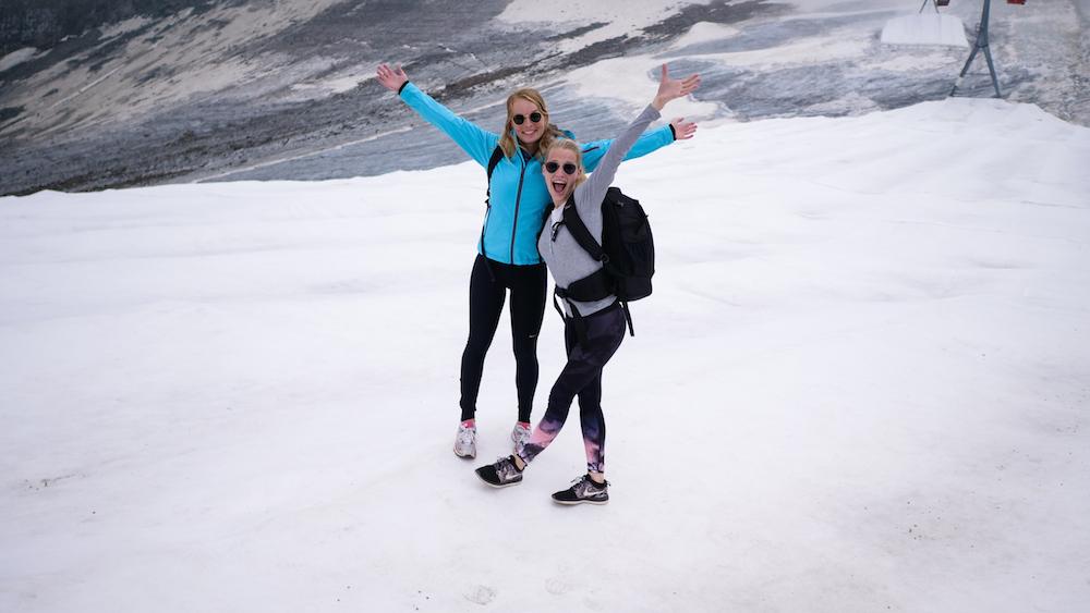 zomervakantie stubaital Hiken tips gletsjer