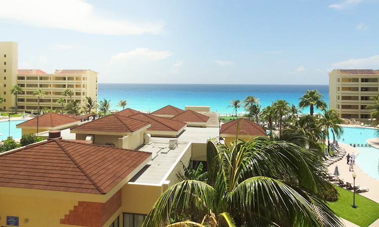 zon vakantie december mexico
