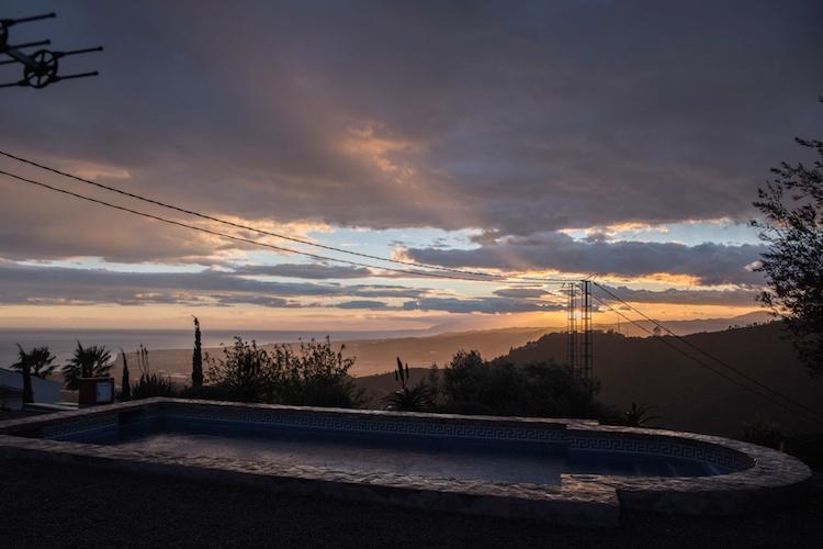 zonsondergang malaga ruralidays ilse wolf