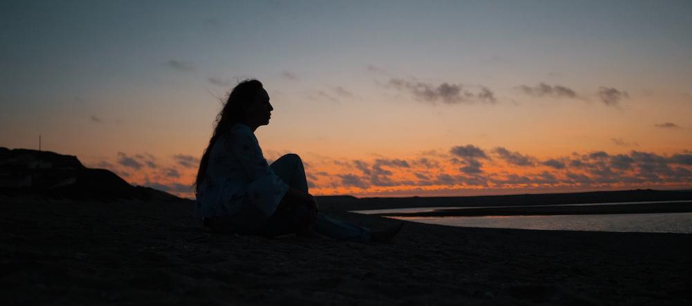 zonsondergang strand kitesurflodge