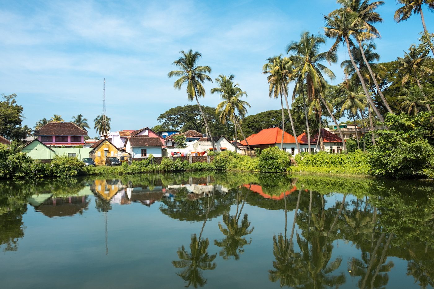 zuid india rondreis Kochi